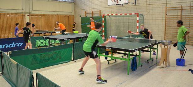 CfL-Jugendtraining Gruppe 02062016