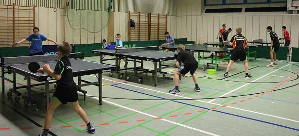 Training Intensivgruppe Sommer14 Slider