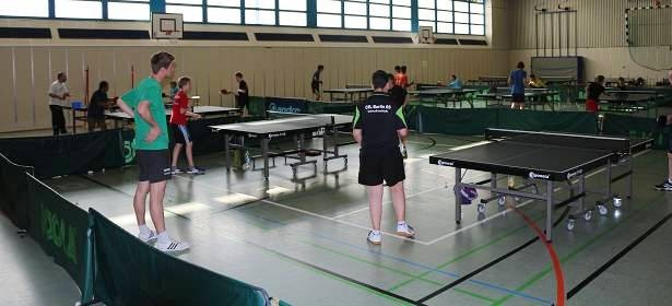 Training Hauptgruppe 14  Slider